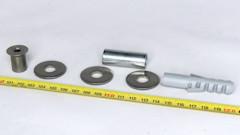 M10-180mm lajitelma, 40 mm sinkitty holkki